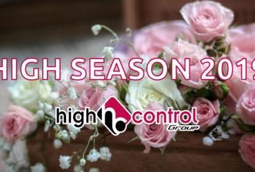 High Season 2019 in the World Flower Market